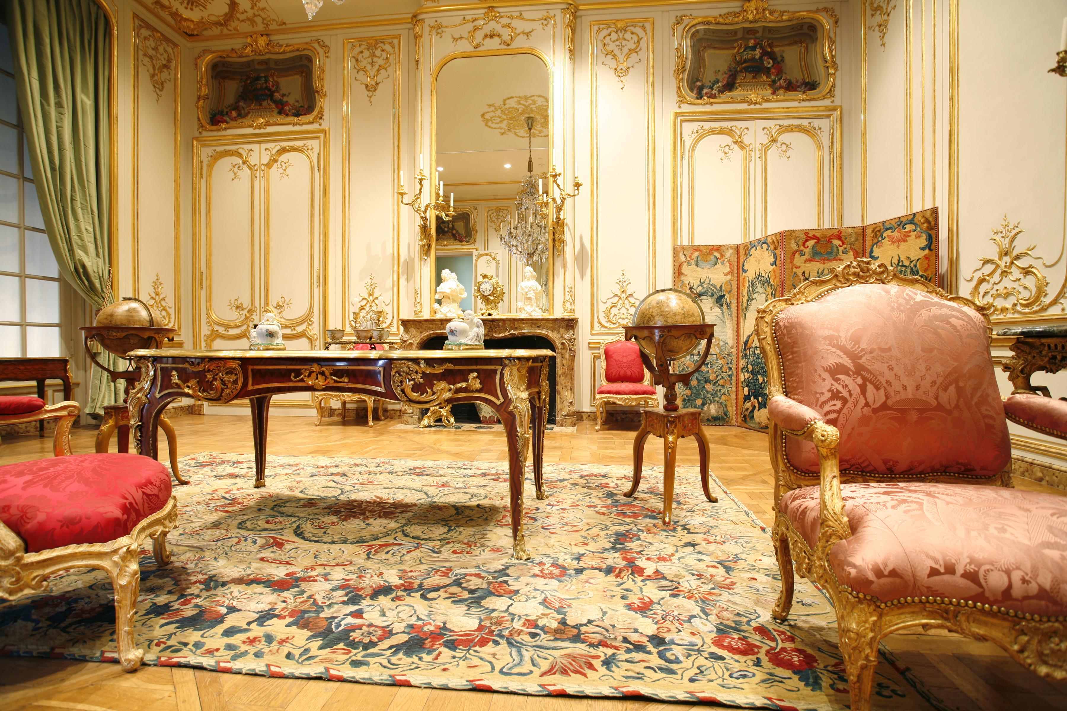 Behoud en restauratie van Historisch interieuren