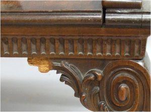 Ierse Armstoel '(Ca.1770) 'Rococo' Afb. 2