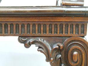 Ierse Armstoel '(Ca.1770) 'Rococo' Afb. 3